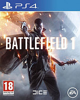 Battlefield 1 (на русском языке) игра на PS4, фото 1