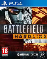 Battlefield Hardline (на русском языке) игра на PS4