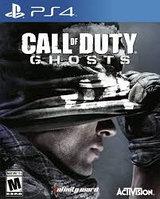 Call Of Duty Ghosts игра на PS4, фото 1
