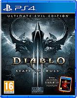Diablo 3 (на русском языке) + Reaper Of Souls 2 In 1 игра на PS4, фото 1