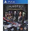 Injustice (на русском языке) игра на PS4