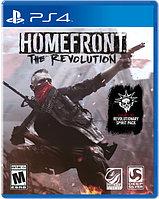 Homefront The Revolution игра на PS4, фото 1