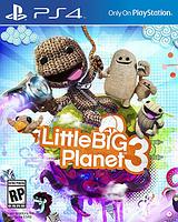 Little Big Planet 3 (на русском языке) игра на PS4, фото 1