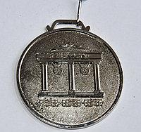 Медаль Жанаозен с логотипом