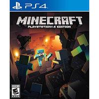 Minecraft (на русском языке) игра на PS4, фото 1