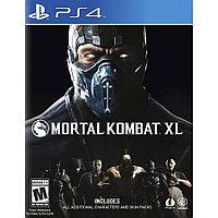 Mortal Kombat XL игра на PS4