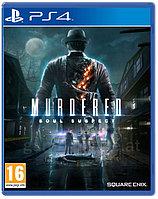 Murdered Soul Suspect игра на PS4, фото 1