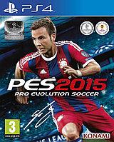 PES 2015 (на русском языке) игра на PS4, фото 1