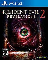Resident Evil Revelations 2 (на русском языке) игра на PS4, фото 1