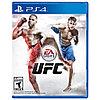 UFC игра на PS4