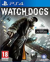 Watch Dogs (на русском языке) игра на PS4, фото 1
