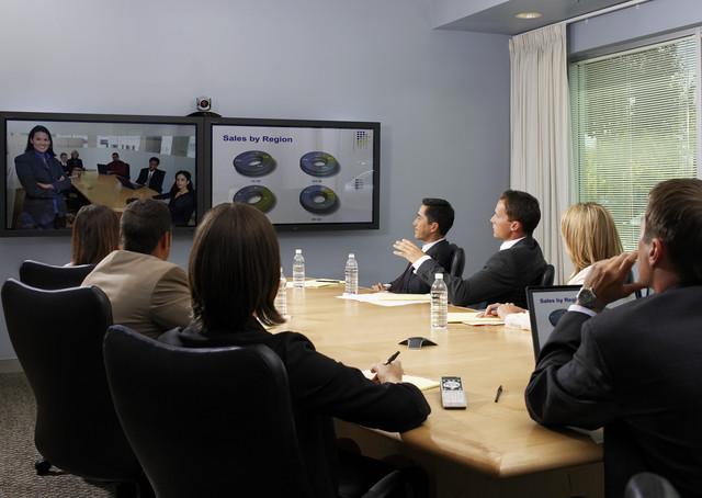 Пример хорошего конферец зала - Фото