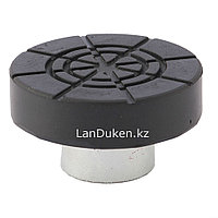 Резиновая опора для бутылочных домкратов, диаметр штока 22 мм. MATRIX 50907 (002)