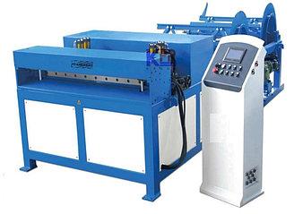 Автоматическая линия для производства прямоугольных воздуховодов AML-II-1300 (LC)