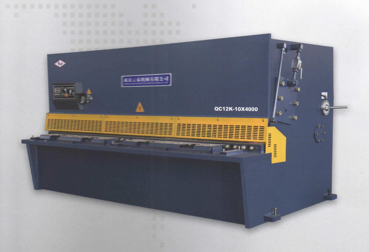 Гильотина QC12Y-10*6000 гидрав. (Yuntai)