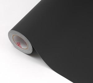 Карбоновая 3D,3Д пленка  Чёрная матовая ширина 1.52м