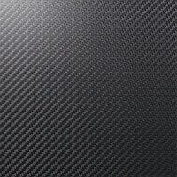 Карбоновая 3D,3Д пленка  Чёрная ширина 1.52м
