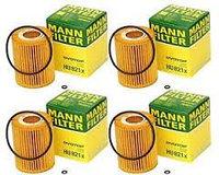 Фильтрующие элементы MANN-FILTER