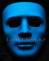 Маска Кабуки синяя