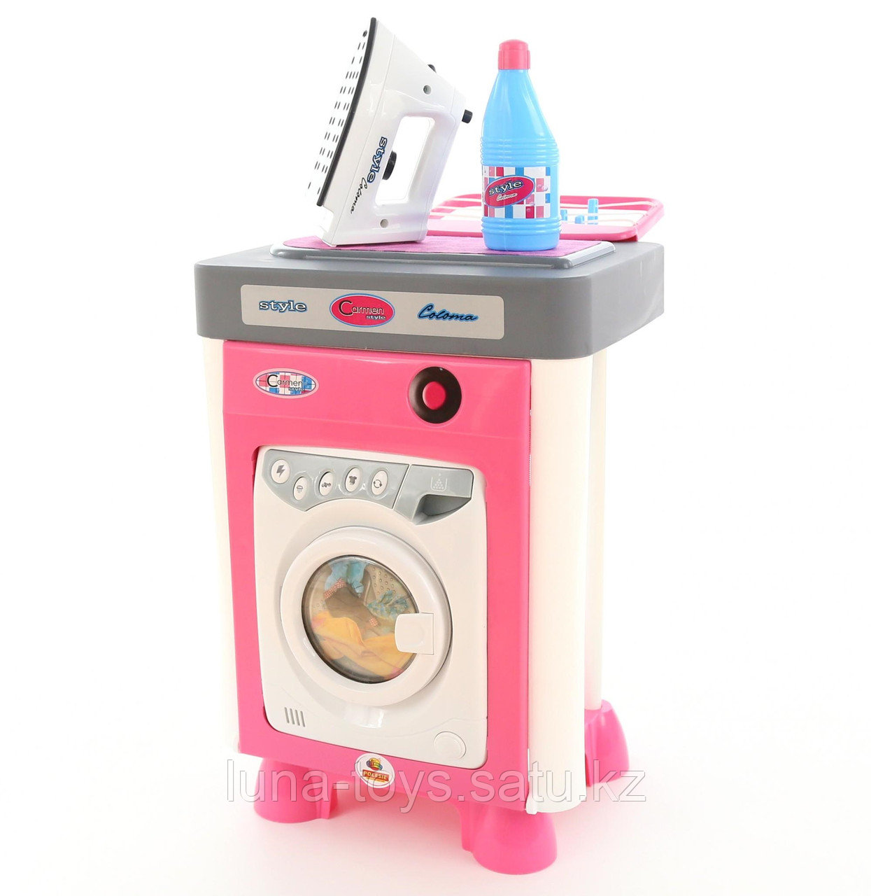 """Набор """"Carmen"""" №2 со стиральной машиной (в пакете)"""