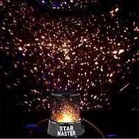 Ночник-проектор звездного неба Star Master (Стар Мастер), фото 1