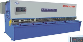 Гильотина QC12Y-6*6000 гидрав. (Yuntai)
