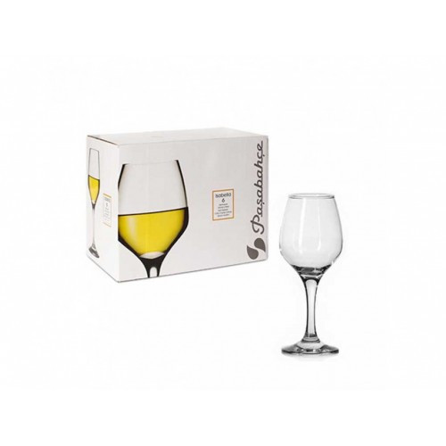 Набор бокалов для вина Pasabahce Isabella 440171 (350 мл, 6 шт)