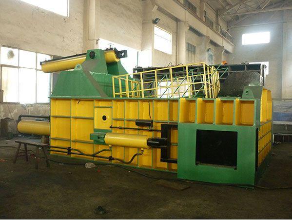 Пресс для пакетирования металлолома Y81T-4000C Plus (TFKJ)