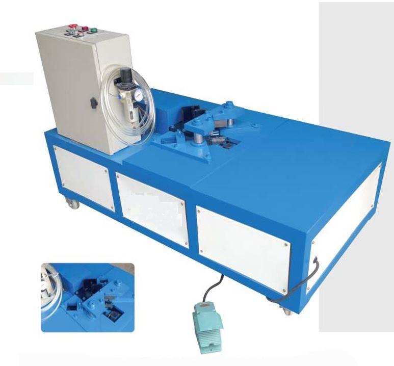 Станок для монтажа уголков под фланец воздуховода, JMPC-10 (LC)