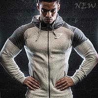 Куртка стретч GymShark с флисом высокого качества