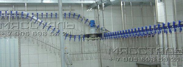 Цепной подвесной конвейер устройство схема управления транспортера