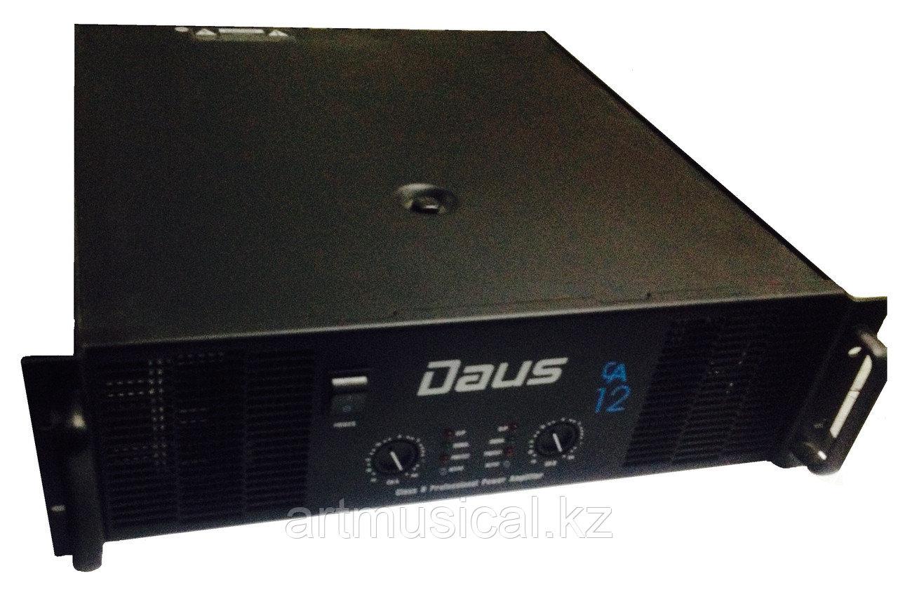 Усилитель мощности DAUS CA12