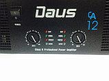 Усилитель мощности DAUS CA12, фото 2