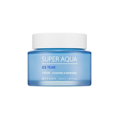 Увлажняющий крем с ледниковой водой Патагонии MISSHA Super Aqua Ice Tear Cream