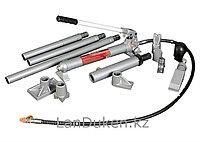 Растяжка гидравлическая 10 т набор из 12 предметов 7 насадок в метал. кейсе MATRIX 513205 (002)
