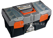 "Ящик пластиковый для инструмента 590 х 300 х 300 мм (24"") STELS 90706 (002)"