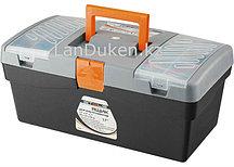 "Ящик пластиковый для инструмента 420 х 220 х 180 мм (17"") STELS 90704 (002)"
