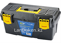 "Пластиковый ящик для инструмента 410х215х197 мм (16"") СИБРТЕХ 90804 (002)"