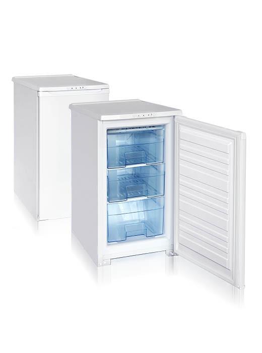 Морозильная камера Бирюса -112 (865*480*605 мм) белый