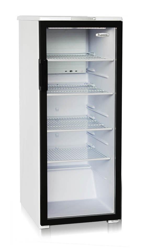 Холодильная-витрина Бирюса-B290 (1435*570*625 мм) черная рамка
