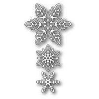 Нож для вырубки Shimmering Snowflakes