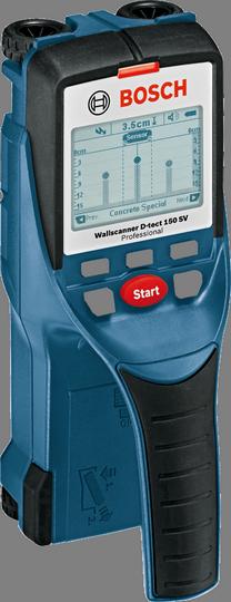 Детектор BOSCH D-tect 150SV Professional 0601010008