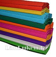 Набор гофрированной бумаги 10 цветов