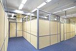 Стационарные офисные перегородки, фото 2