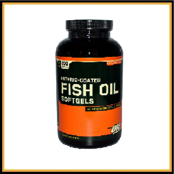 ON Fish Oil (100 капсул)