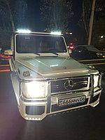 Накладка на крышу Mansory с ходовыми огнями для Benz G-class, фото 1