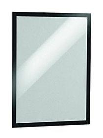 Рамка магнитная, А4, самоклеющаяся, черная Durable