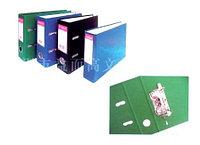 Регистратор A5, 70мм, PVC/Paper, вертикальный, зеленый Eisear