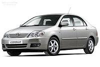 Corolla 2002-2006