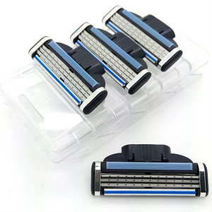 аксессуары и сменные кассеты для бритья